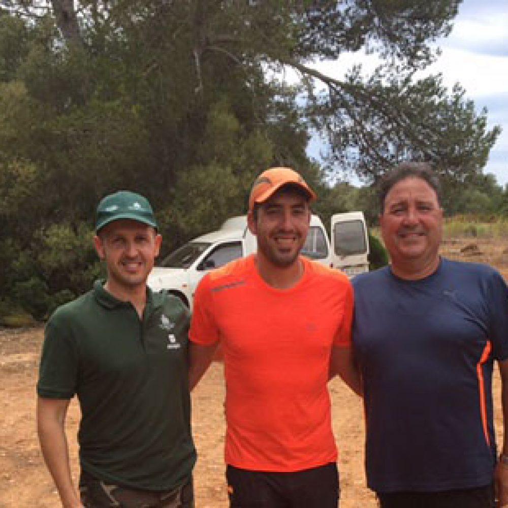 Campionat de Balears de Caça de Guàtleres amb Ca de Mostra | Guanyadors