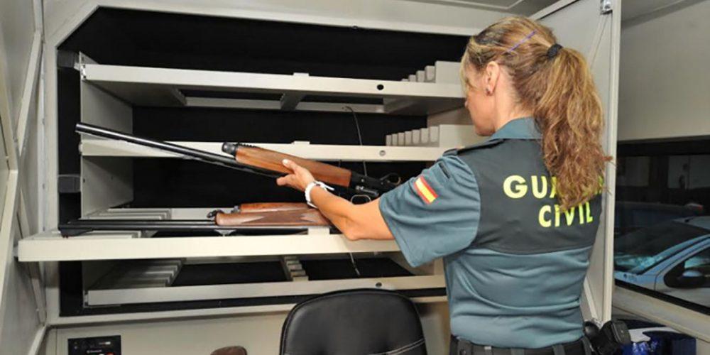 La Guardia Civil pone en marcha el sistema de cita previa para la atención al ciudadano en la Intervención de Armas