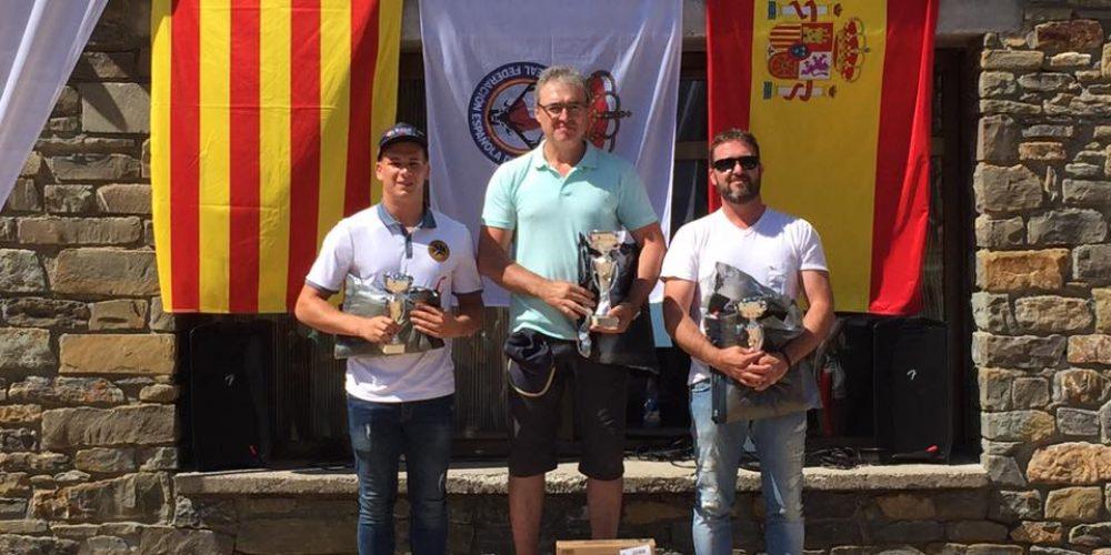 David Mas Aguiló, subcampeón de España de 3ª categoría de Compak Sporting