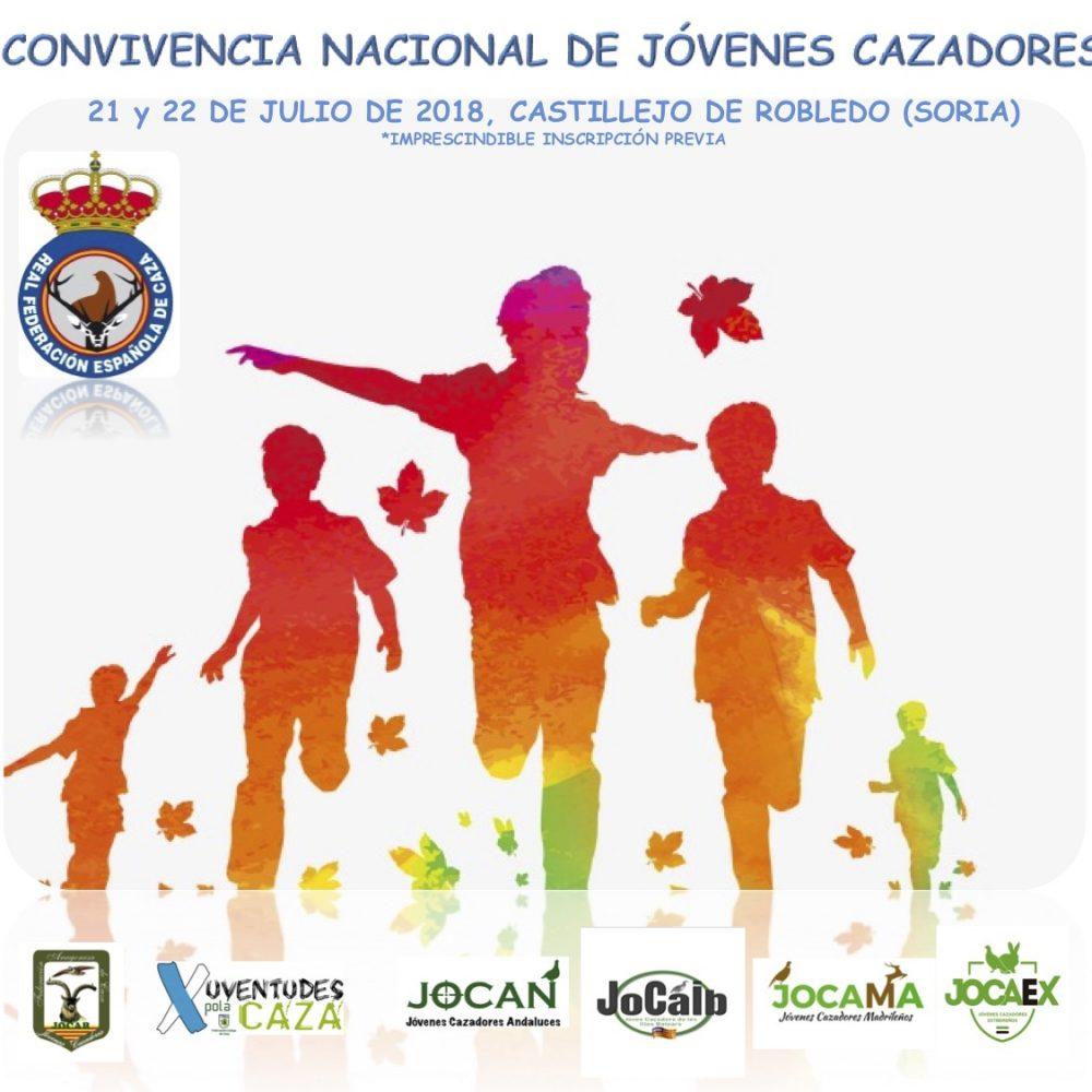 La RFEC organiza la I Convivencia Nacional de Jóvenes Cazadores