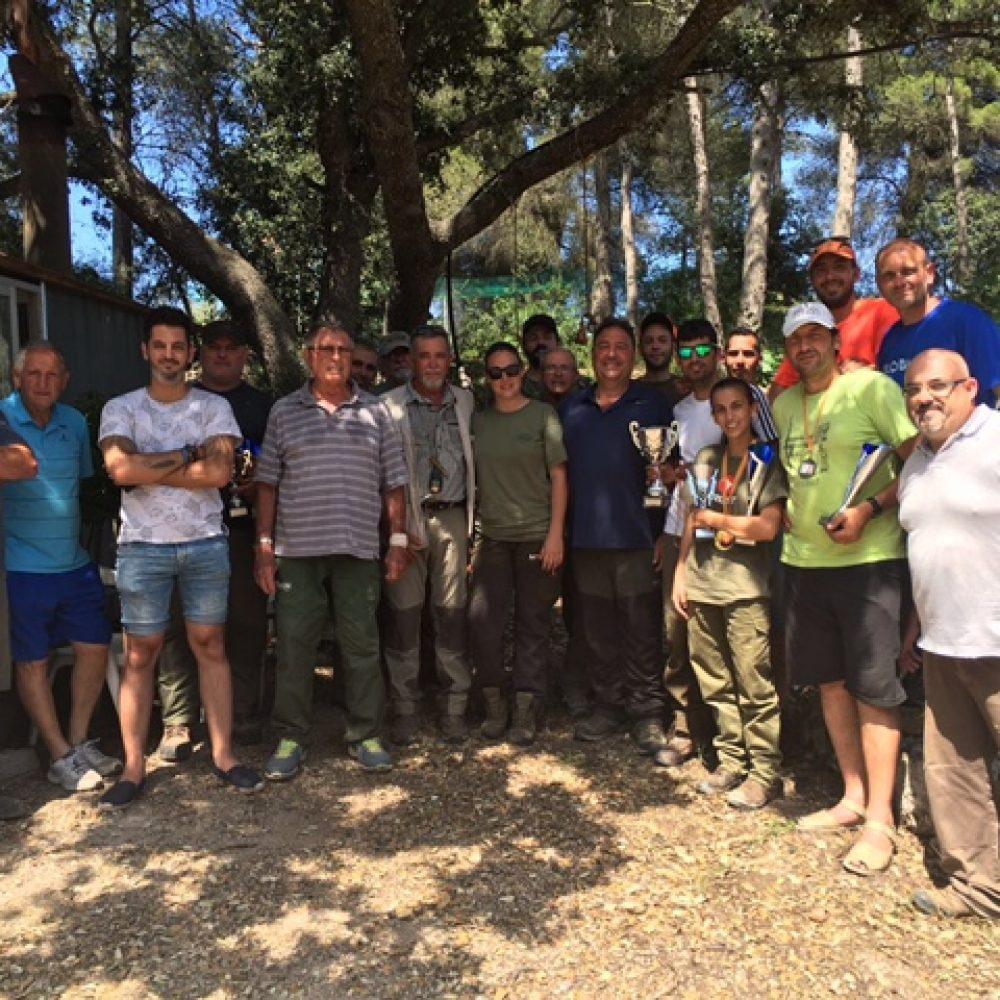 Clasificaciones del Campeonato de Baleares de San Huberto, y de la Copa Presidente San Huberto