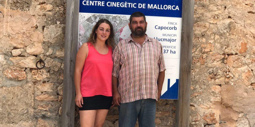 Xisca Capó, nueva vicepresidenta de la Federación Balear de Caza