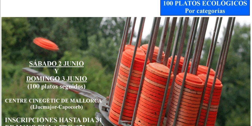 Últimos días para II Tirada puntuable y final del Campeonato de Baleares de recorridos de caza