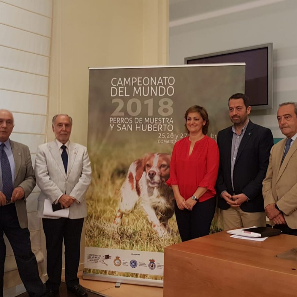 La RFEC destaca el reconocimiento internacional a la actividad cinegética en España que supone ser sede del Campeonato del Mundo