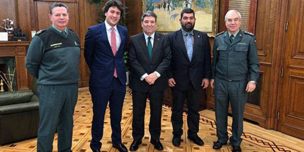 La Guardia Civil confirma por escrito a la RFEC la validez de la tarjeta federativa de caza para la renovación de la licencia de armas D y E