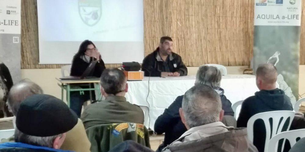 La Federación Balear de Caza se reúne con las sociedades de cazadores de Mallorca para informarles de sus reuniones con los partidos  políticos
