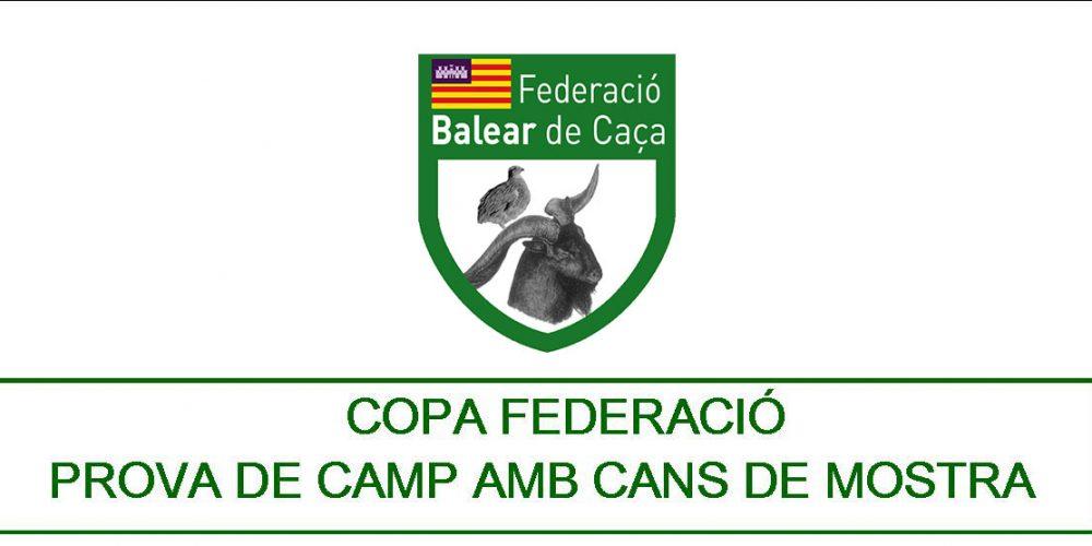 """Próxima prueba de """"Camp amb Cans de Mostra"""""""