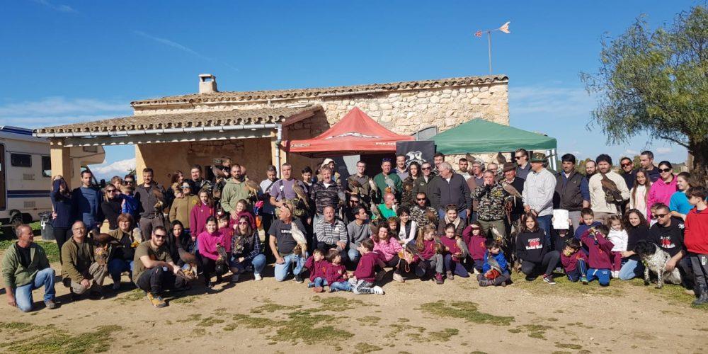 45 Aniversario de la Associació de Falconeria de les Balears