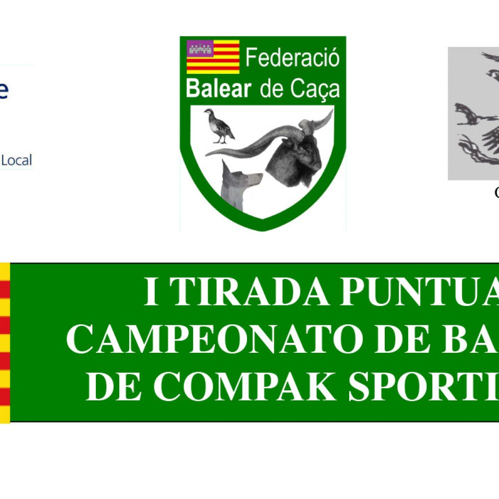 I Tirada Puntuable para el Campeonato de Baleares de Compak Sporting