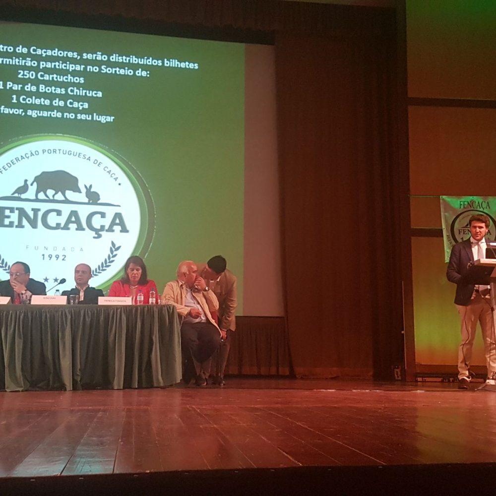 La RFEC insta a los cazadores portugueses a unirse contra el animalismo emergente
