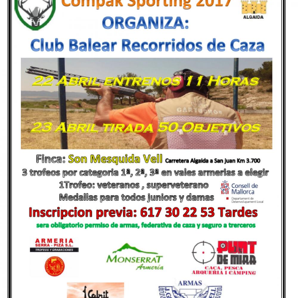 III Tirada Campeonato Mallorca