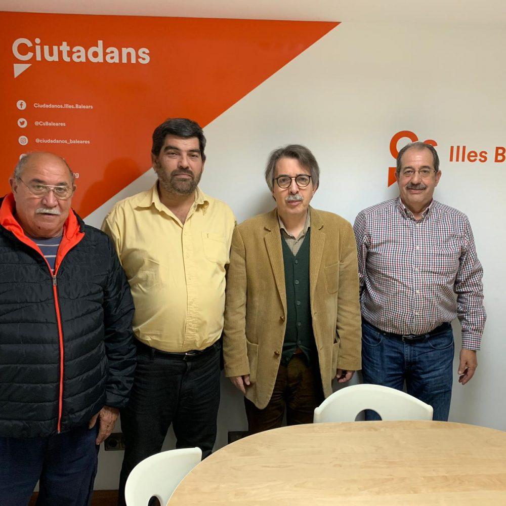 LA FEDERACIÓN  BALEAR DE CAZA INICIA CON CIUDADANOS UNA RONDA DE REUNIONES CON LOS PARTIDOS POLÍTICOS