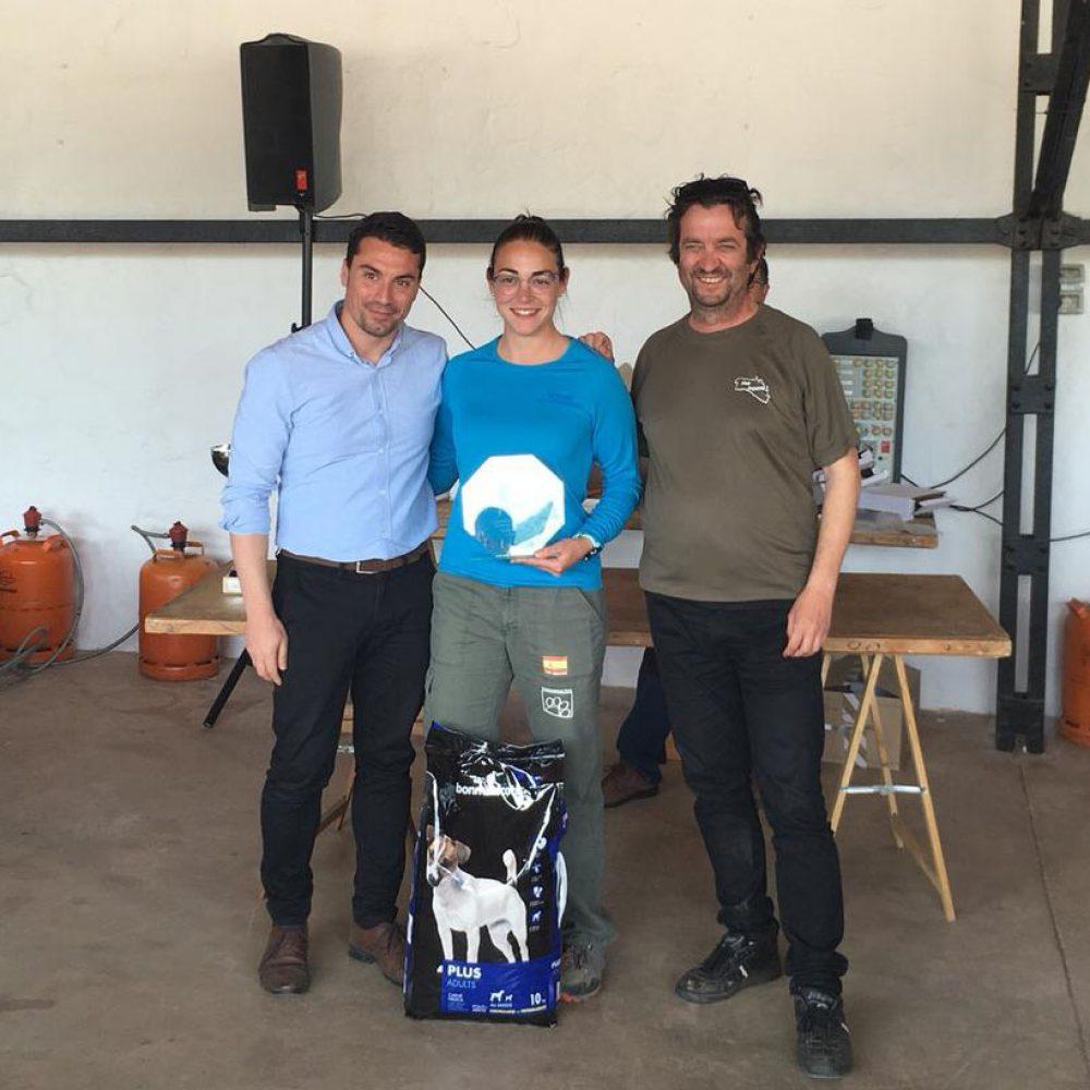Resultados de la III Copa Menorca de San Huberto