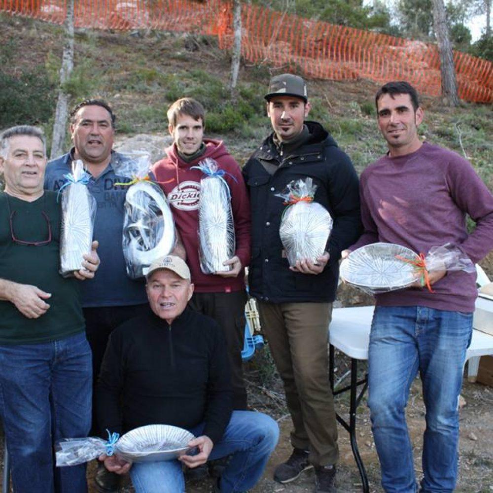 Tirada de compack sporting Copa tecnomar Ibiza