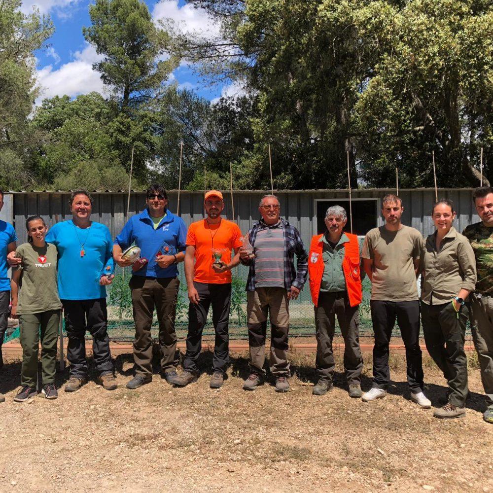 Resultado e imágenes de la Copa President San Huberto y la clasificación Campeonato de Baleares de San Huberto