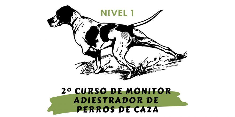 La EEC comienza una nueva edición del curso «Monitor Deportivo-Adiestrador de Perros de Caza»