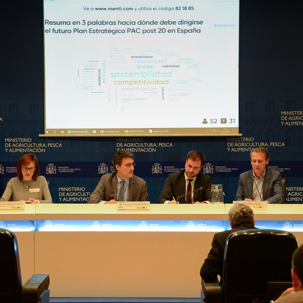 La RFEC vuelve a poner de relieve la importancia del sector cinegético en el Plan Estratégico Nacional de la PAC