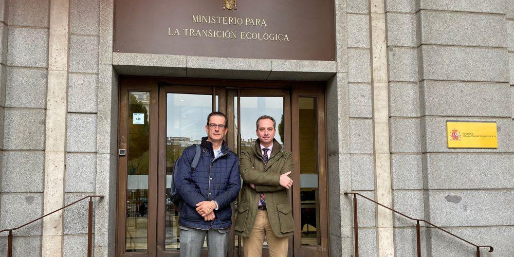 El sector cinegético reivindica ante el MITECO y la Unión Europea el papel de la caza en la conservación