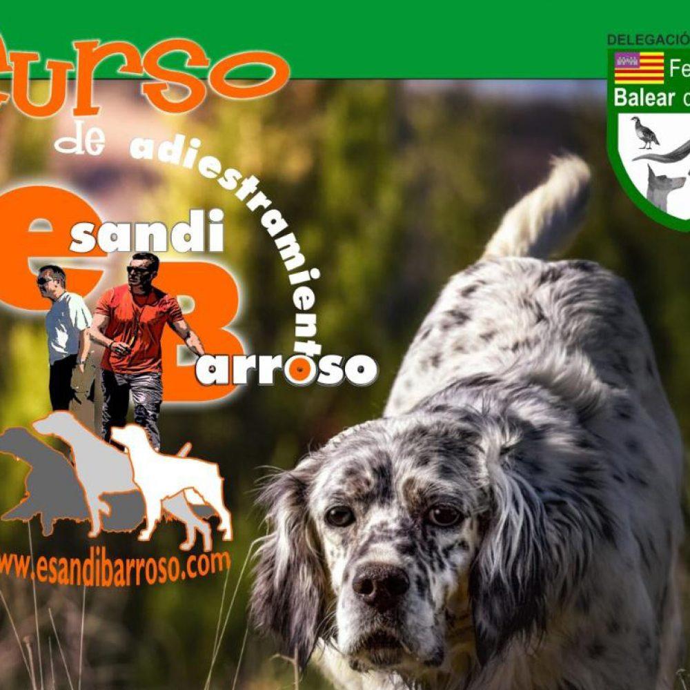 Curso de Adiestramiento de Perros de Caza