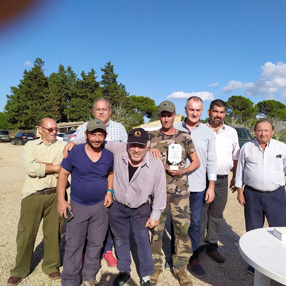 Resultados del Campeonato de Baleares de Podenco Ibicenco