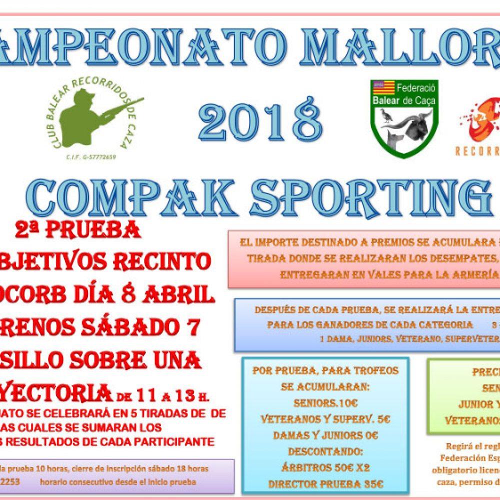 Campeonato de Mallorca de Compak Sporting