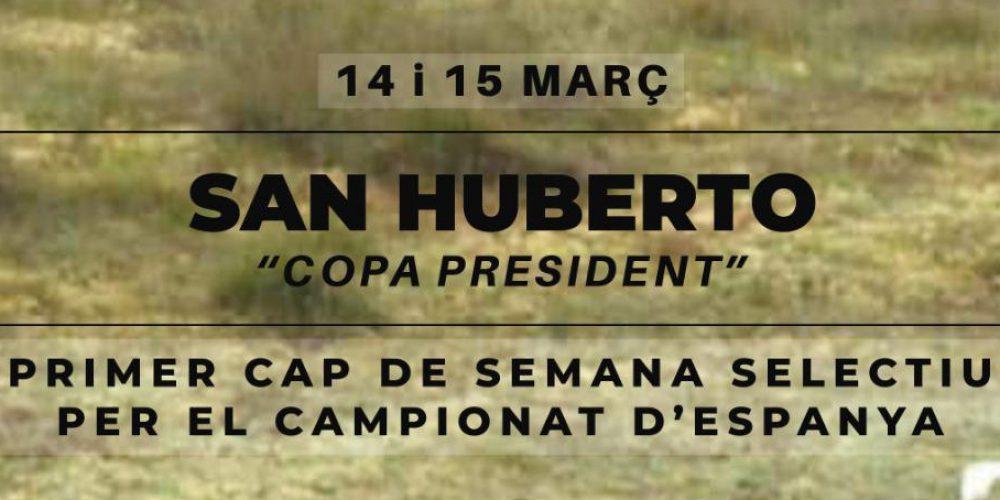 Copa President San Huberto