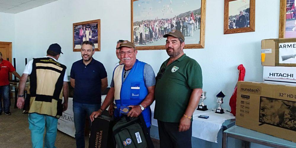 Jaime Ramis Cladera vence en el II Gran Open Universal de Blancos a Brazo en la categoría de Súper Veteranos