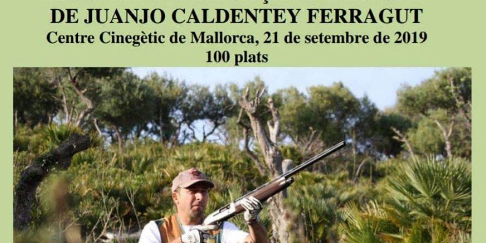 Recorregut de Caça en memòria de Juanjo Caldentey Ferragut