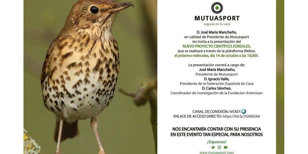 Mutuasport realiza una colaboración con la Fundación Artemisan